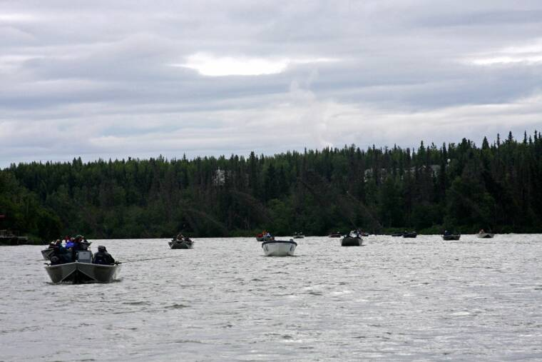 kenai river fishing photos 3